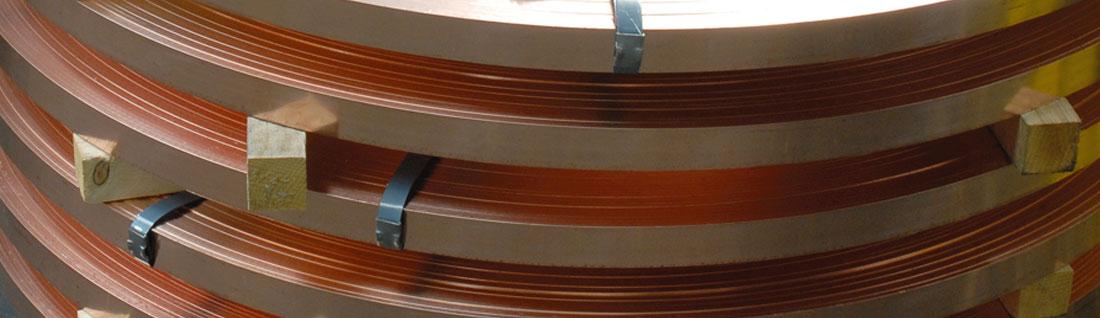 Copper Tape Metelec Ltd Copper Tape Manufacturer